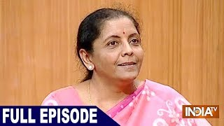 Video Nirmala Sitharaman in Aap Ki Adalat (FULL) download MP3, 3GP, MP4, WEBM, AVI, FLV November 2018