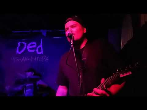 DED LIVE IN CONCERT @ THE PERCH