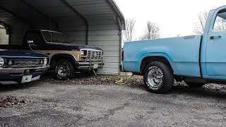 FAMILY HEIRLOOM TRUCK GETS NEW LIFE