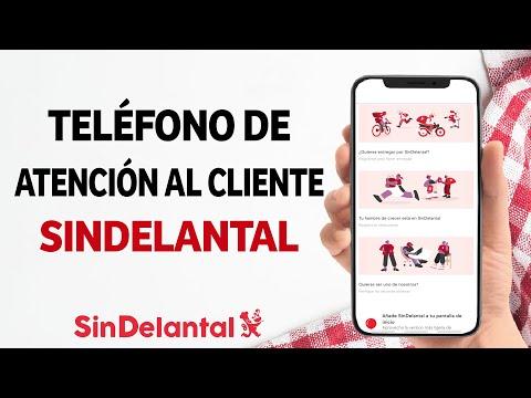 Teléfono de Atención a Clientes SinDelantal - Ayuda con tus Pedidos y Dudas