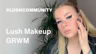 Get Ready With: Fernanda Cassel | Lush Makeup