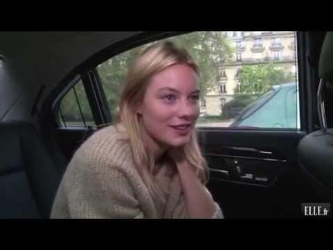 La girl next door - Camille Rowe-Pourcheresse - ELLE Rencontre