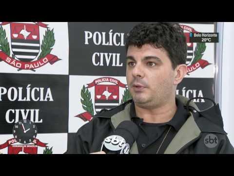SP: Polícia localiza 12 motos aquáticas roubadas em Guarulhos - SBT Notícias (18/04/17)