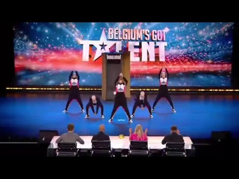 BABA YEGA l Golden Buzzer Auditie l Belgium's Got Talent 2016 thumbnail