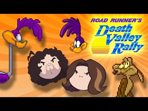 Road Runner's Death Valley Rally - Game Grumps