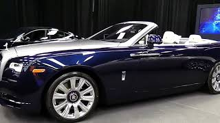 2019 Rolls Royce Dawn Homage R Edition Design Special First Impression Lookaround Marketed from 2018