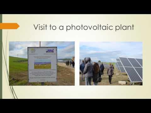 Erasmus+ - Renewable energy in Italy