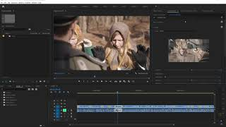 Adobe Premiere Color Grading Sony a7rIII, a7III s-log2 footage
