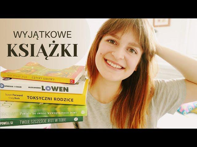 Książki, które ZMIENIŁY moje życie!