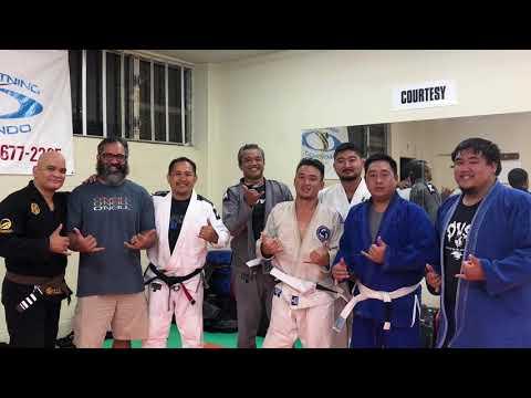 Free BJJ Seminar in Hawai'i | Achieve a Tighter S Mount | HAWAII GI COMPANY