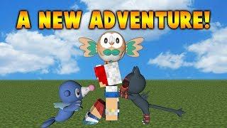 🔴 LIVE MINECRAFT: Pixelmon Adventures Ep. 1 - A New Adventure Begins!