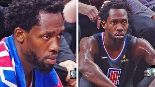 Patrick Beverley REACTIONS To Kevin Durant Shots!