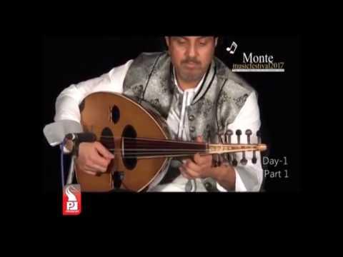Oud In India العود أحمد مختار: في الهند ومرافقة الجيتار