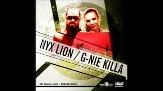 """ SOURIS A LA VIE "" [ NYX LION 
