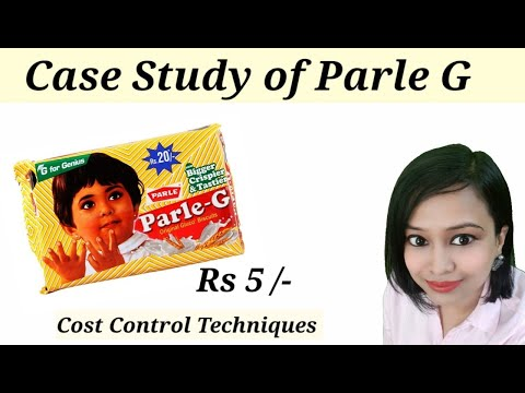 Parle Case Study / Strategic Cost Management And Performance Evaluation