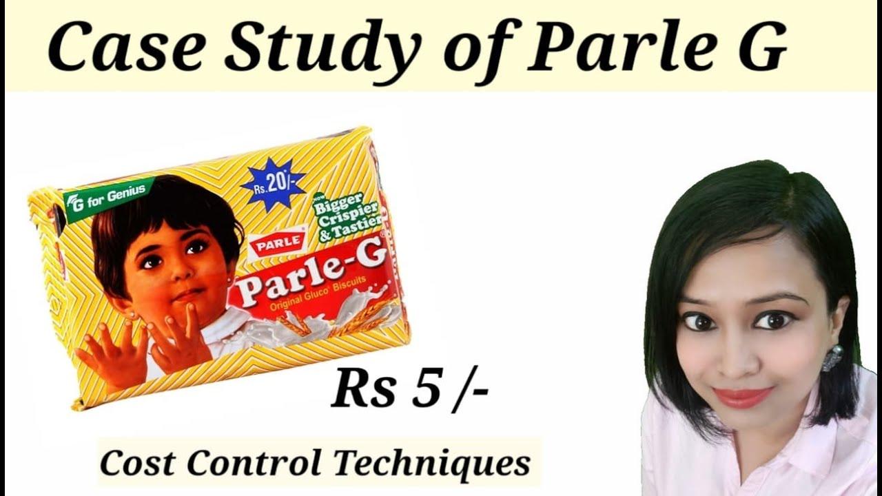 segmentation of parle g