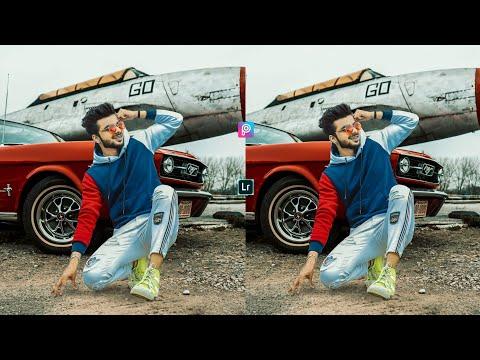Instagram viral photo editing | Picsart car photo editing | Aman