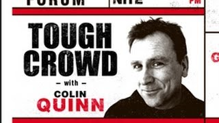 Tough Crowd Episode 2 - Ardie Fuqua, Greg Giraldo, Lewis Black, Matt Walsh