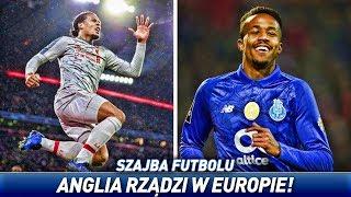 Angielskie kluby rządzą w Europie | Pierwszy transfer Zidane'a [Szajba Futbolu]