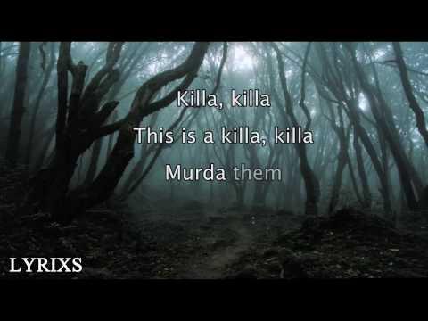 Skrillex & Wiwek - Killa ft. Elliphant (Lyrics Video)