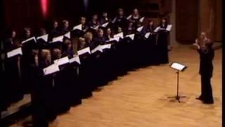 """K. Penderecki - """"Sanctus, Benedictus"""""""