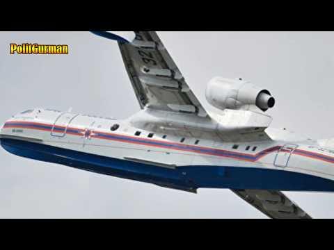 Россия нашли замену Украинскому двигателю Д-436 для самолетов Бе-200