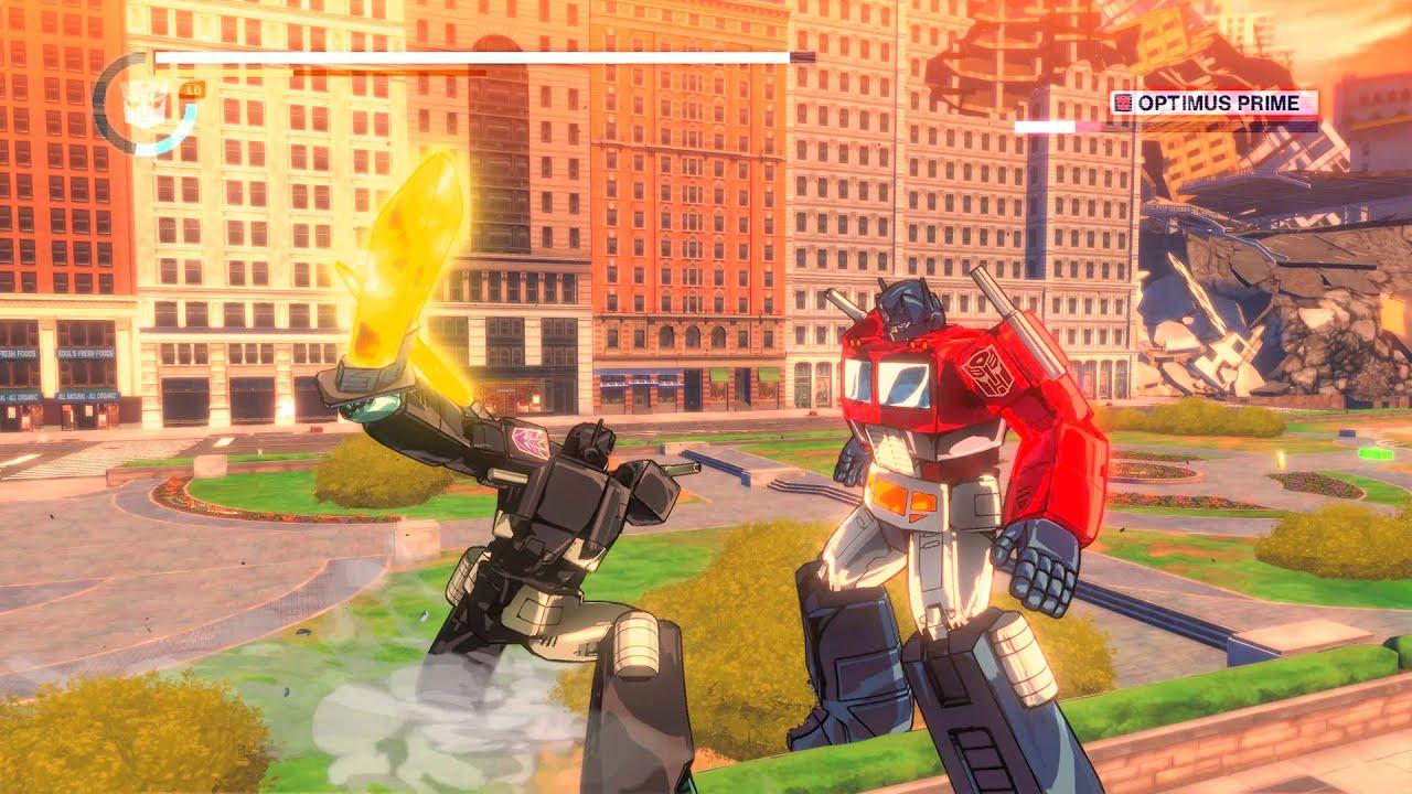 Transformers Devastation GamePlay#5 NemesisPrime Challenge Warrior Mission16 20 Battle War