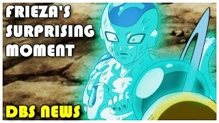 Frieza's Surprising Moment | Dragon Ball Super Broly Movie News