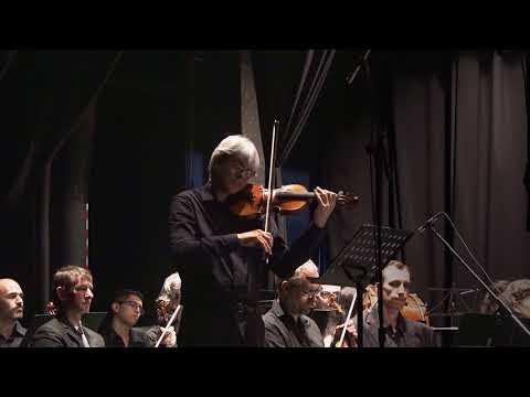 Sergio Parotti - Violin Concerto Nº 5, op. 24, Nº 2 (n. 328) - mov2: Aquí va