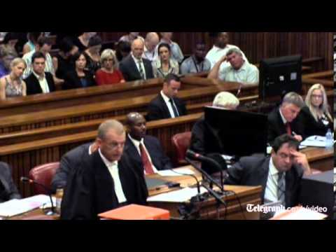 Oscar Pistorius knew shooting an intruder was illegal: day 11 of trial