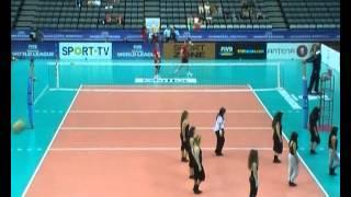 Bulgaria vs Germany w9 - FIVB Men