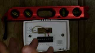 Camp Trailer/RV : 2 Wire Thermostat upgrade