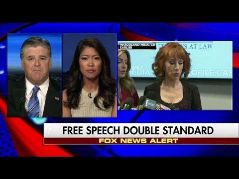 Fox News vs Kathy Griffin - Oh The Hypocrisy!