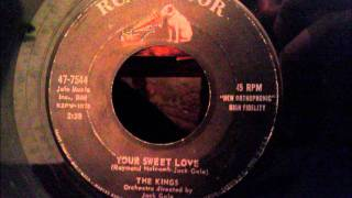 Kings - Your Sweet Love - Very Rare Baltimore Doo Wop