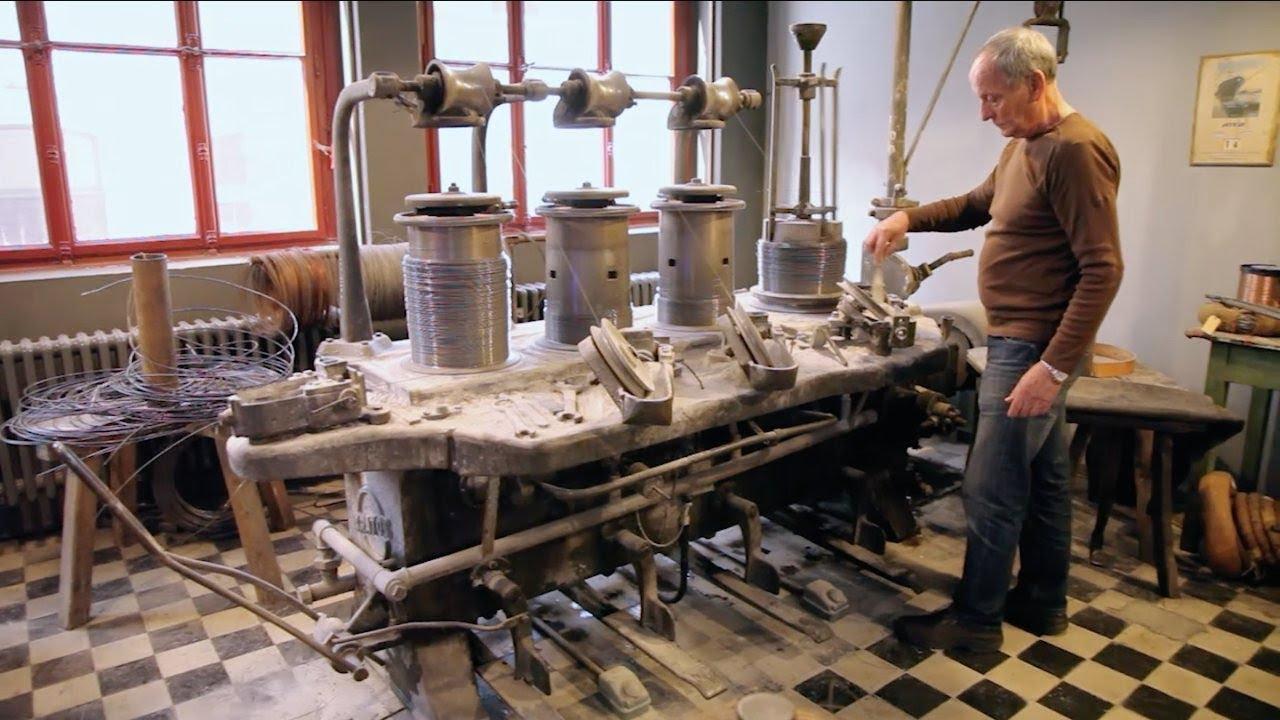 Drahtzieher: Auf den Spuren eines jahrhundertealten Berufs - YouTube