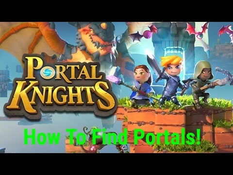 Portal Knights Lets Play 20 Neue Geheime Portale Gameplay