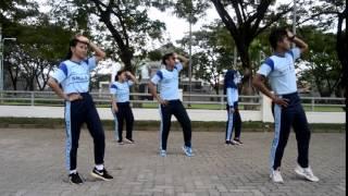 SMA 6 Semarang -- contoh senam aerobik