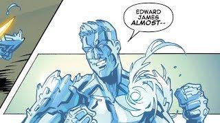Iceman Ends Like an Awkward Fist Bump -----------------------------...