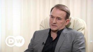 Я использую личные отношения с Путиным в интересах Украины - Виктор Медведчук в