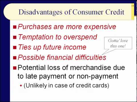 Chap05 - Introduction to Credit; Credit Cards and HELOCs; Credit Capacity - Slides 1-34