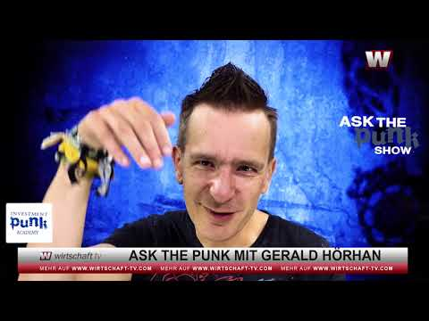 Ask The Punk: Geiz der Superreichen, Wirtschaftskrise der Eurozone und Dividendenausschüttungen