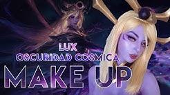 Lux Oscuridad Cósmica - Make Up Tutorial