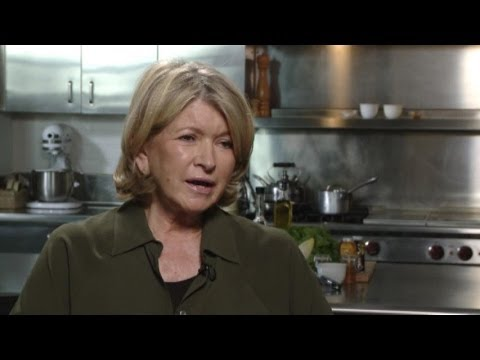Martha Stewart Speaks Out: Bloggers Are Not Experts