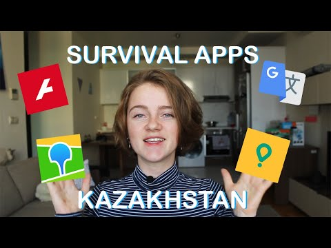 Apps the Foreigners NEED to Survive in Kazakhstan