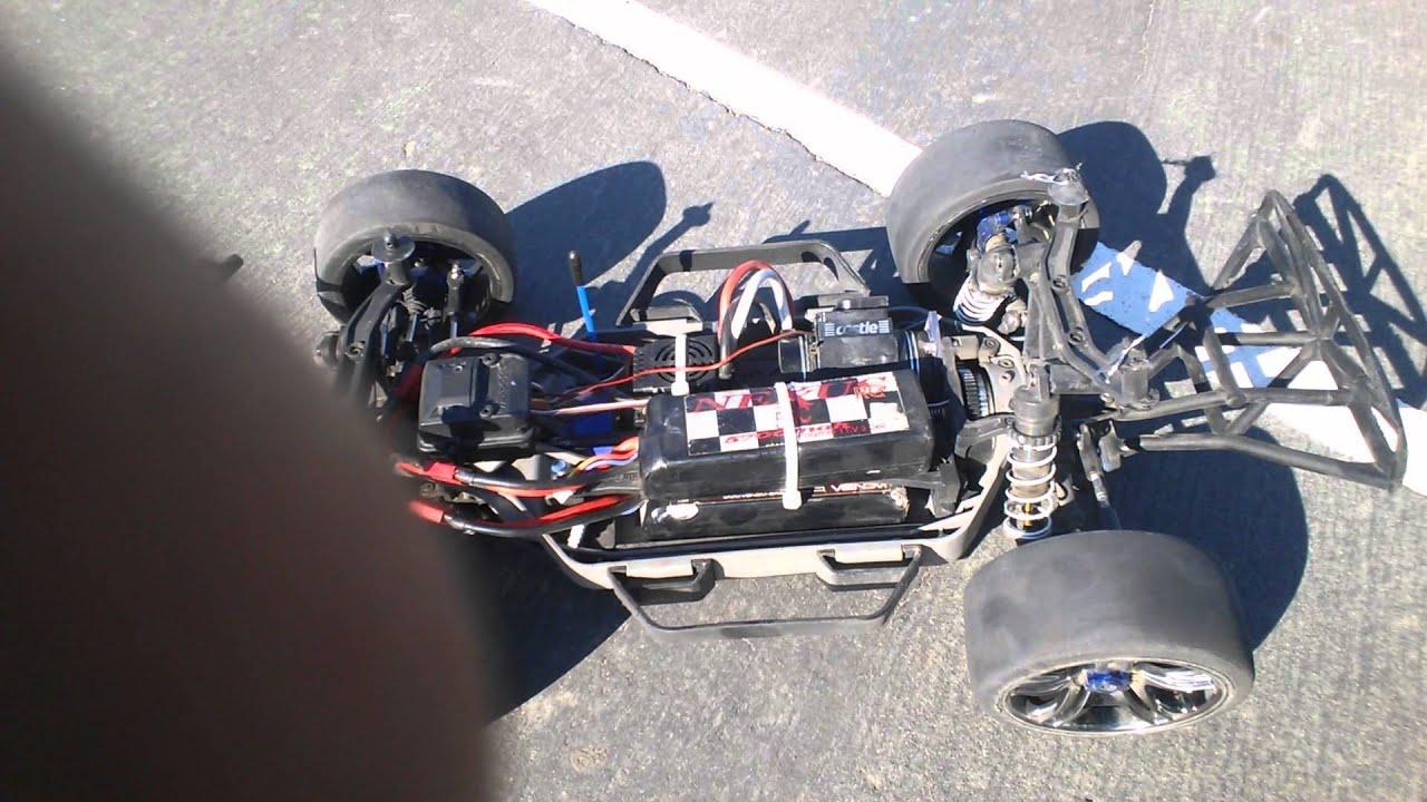Traxxas slash 4x4 mm2 with x01 tires