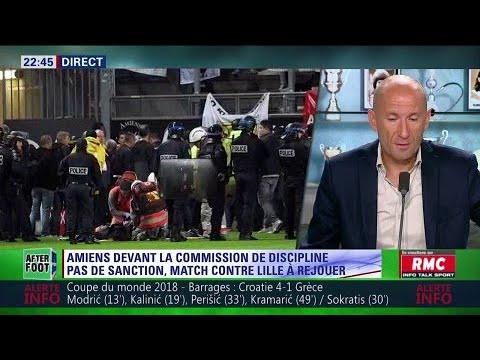 Riolo sur lle documentaire de Benzema et sa relation avec Deschamps