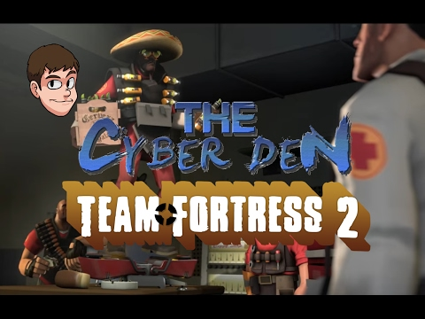 Gary Schwartz Interview (Team Fortress 2) - The Cyber Den