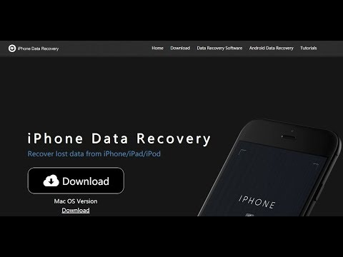 free iphone data recovery software full version