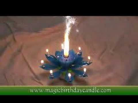 magical birthday candle Magic Birthday Candle   YouTube magical birthday candle
