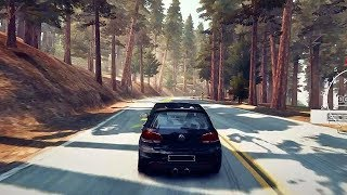 BEST RACING GAMES ON MOBILE! GRID Autosport - Mizu Mountain & Big Sur Tracks Gameplay